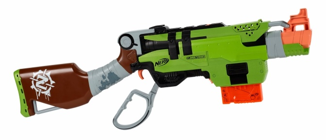 UK Nerf Visit's UK Toy Fair, Brings New Information, Confirms/Dispels Rumors On Fall 2014 Blasters