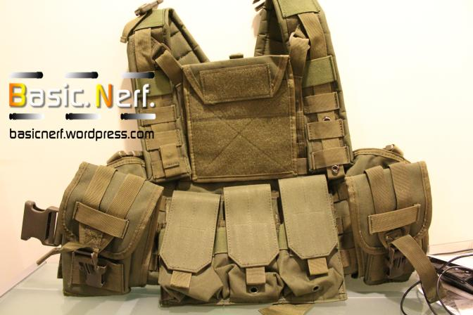 Lancer Tactical Modular Chest Rig (RRV) Write Up Review & Video