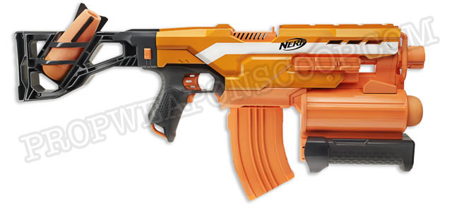 New Prototype Nerf Blaster in the Works, the N-Strike Demolisher