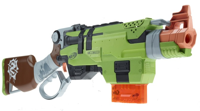 New Zombiestrike Slingfire Photo, Product Description, Retail Price Found Here