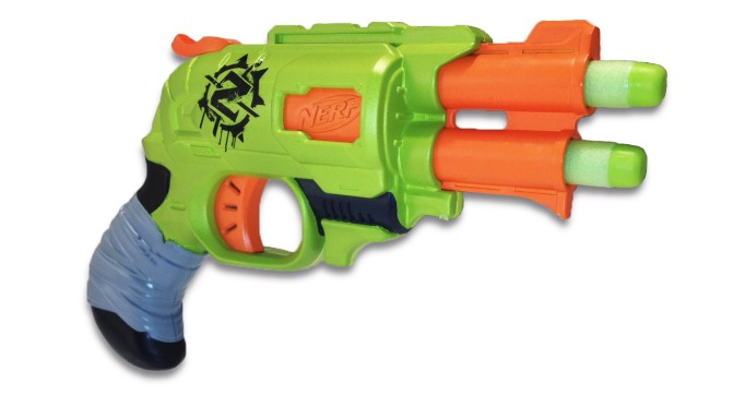 New Zombie Strike Doublestrike Blaster Revealed, Product Description, USA Pricing, Targeted USA Release Frame Found Here