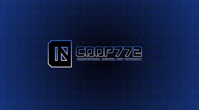 Update: Popular Youtuber Modder Coop772 Returns to Nerf