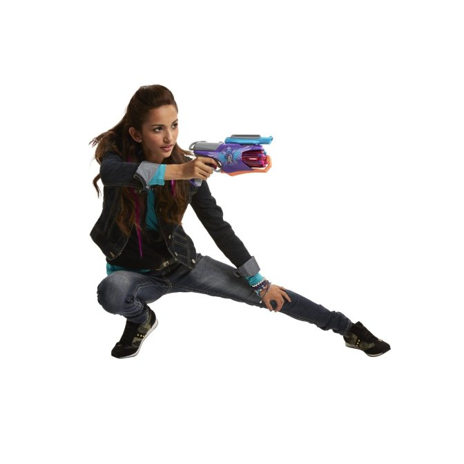 Nerf Rebelle Spylight Already Released? Plus Spylight & Messenger Box Art & Promo Photos on Amazon Canada