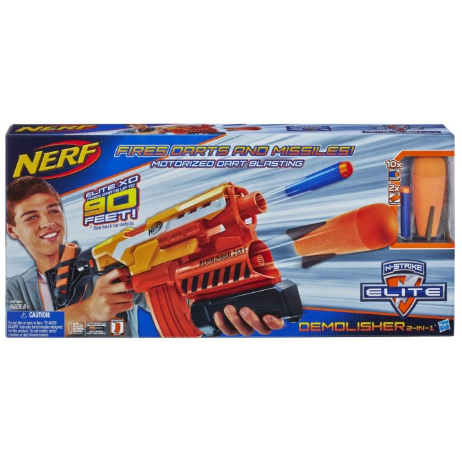Fall 2014 Nerf Blasters Starting to Appear In Stores & Online, You Can Buy Some Now!