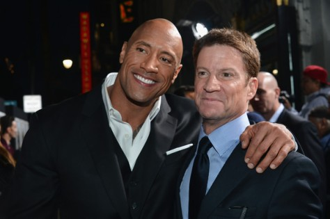 Dwayne+Johnson+Brian+Goldner+G+Joe+Retaliation+kWcGzIqvQIzl