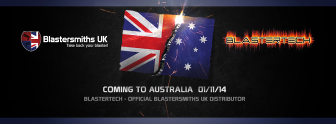 Blastersmiths UK & BlasterTECH Partner Up For Australian, Asian, & Pacific Distribution