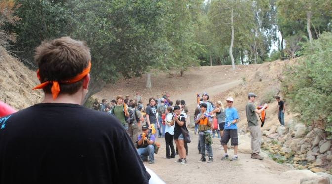 Camarillo, CA Humans vs. Zombies Returns for Winter 2014/Early 2015 Game Sessions. Dec. 20, 2014 & Jan. 3, 2015