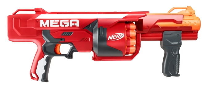 Exclusive Nerf MEGA Rotofury Reveal, Product Description, Release Date & Price Revealed & Discussed
