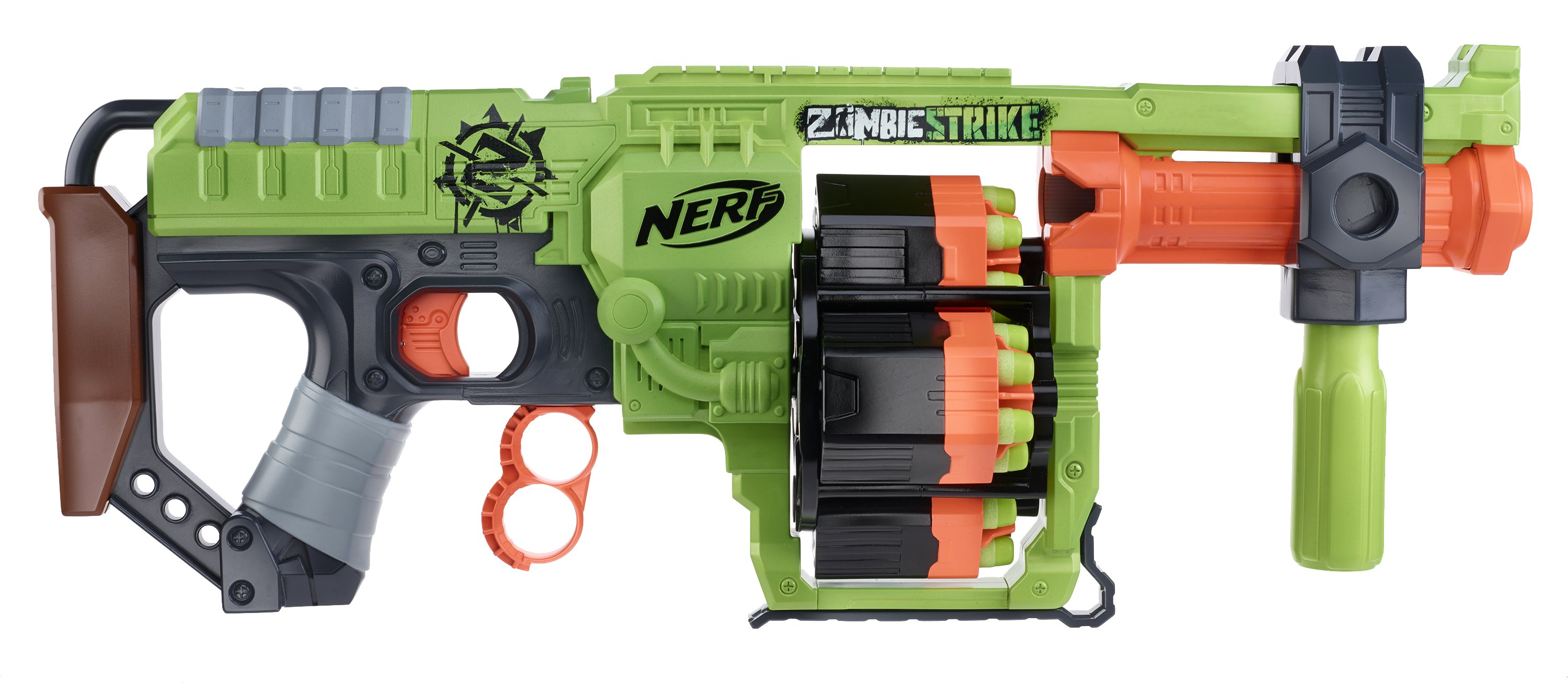 Nerf world now has new information on the upcoming Nerf Zombie Strike    Nerf Zombie Strike Release Date