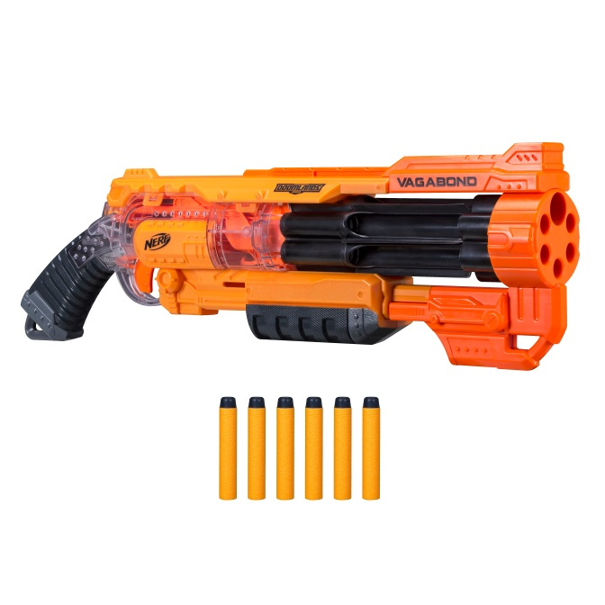 Nerf Announces the NEW Doomlands 2169 Blaster Line